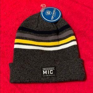Michigan stocking cap